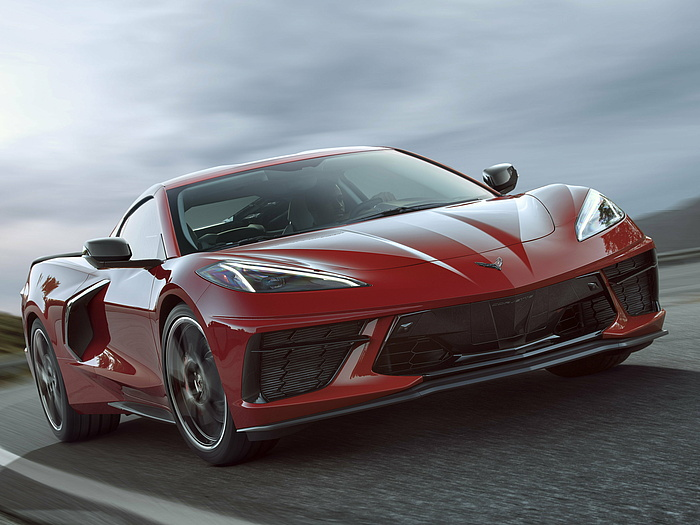 The next generation Stingray is the fastest, most powerful entry Corvette ever